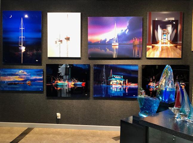 Art Gallery Ocean Blue Galleries St. Petersburg Tampa area