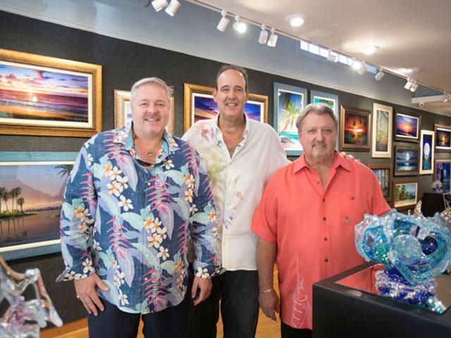 Ocean blue Galleries St. Petersburg - Art Gallery Owners