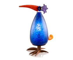 Big Gonzo - Outdoor Line - BOROWSKI GLASS at Ocean Blue Galleries