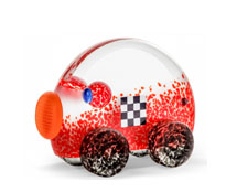 LOVE BUG - Studio Line - BOROWSKI GLASS ART at Ocean Blue Galleries