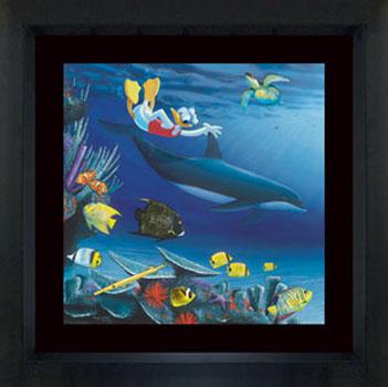 Donald Diver- Disney