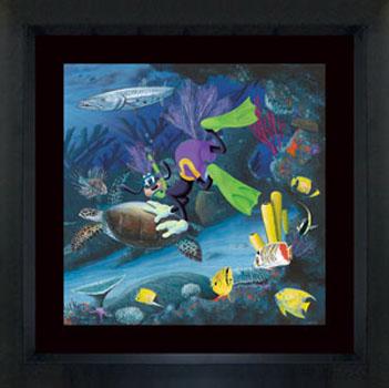 Goofy Diver- Disney