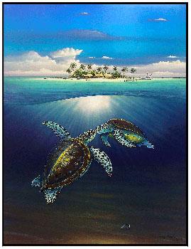 Sea Turtle Island copy
