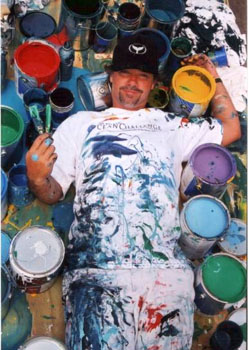 Wyland Art at Ocean Blue Galleries Winter Park