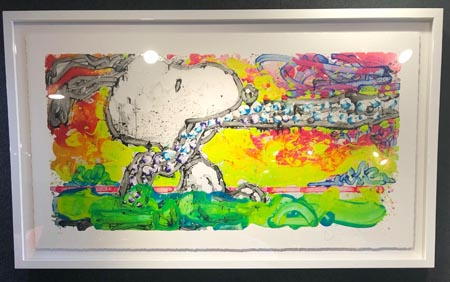 Coup D'e'tat by Tom Everhart Ocean Blue Galleries