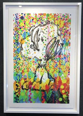 Dogg Pound Gangsta - Bubble Bath by Tom Everhart Ocean Blue Galleries