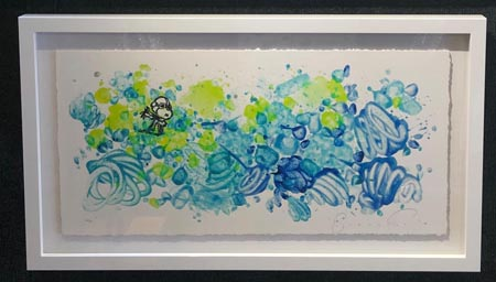 Partly Clowdy 6 Morning Fly by Tom Everhart Ocean Blue Galleries
