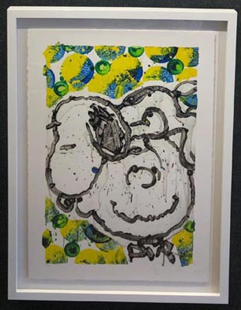 Sleep Over Hommie Noon by Tom Everhart Ocean Blue Galleries