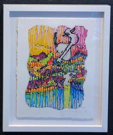 Super Fly - Spring by Tom Everhart Ocean Blue Galleries