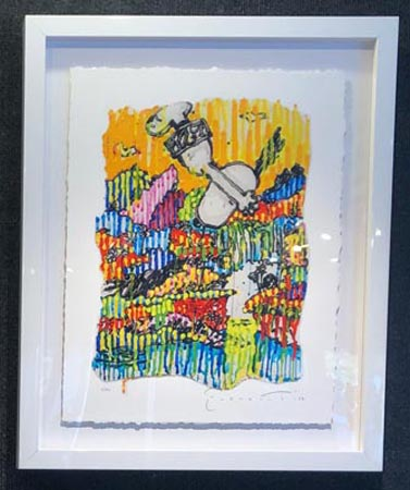 Super Fly - Winter by Tom Everhart Ocean Blue Galleries