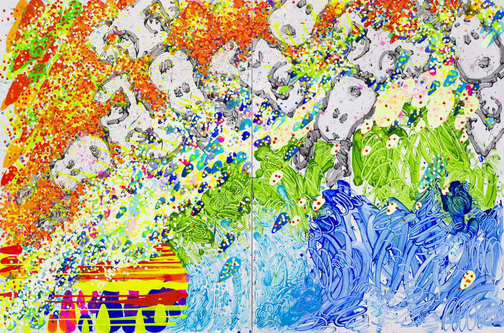 The Rogue Wave and the Broken Rib by Tom Everhart