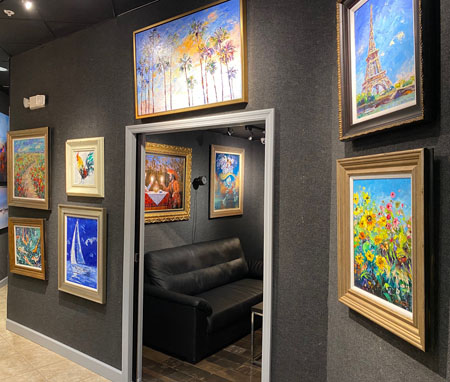 Wendy Norton Fine Art at Ocean Blue Galleries