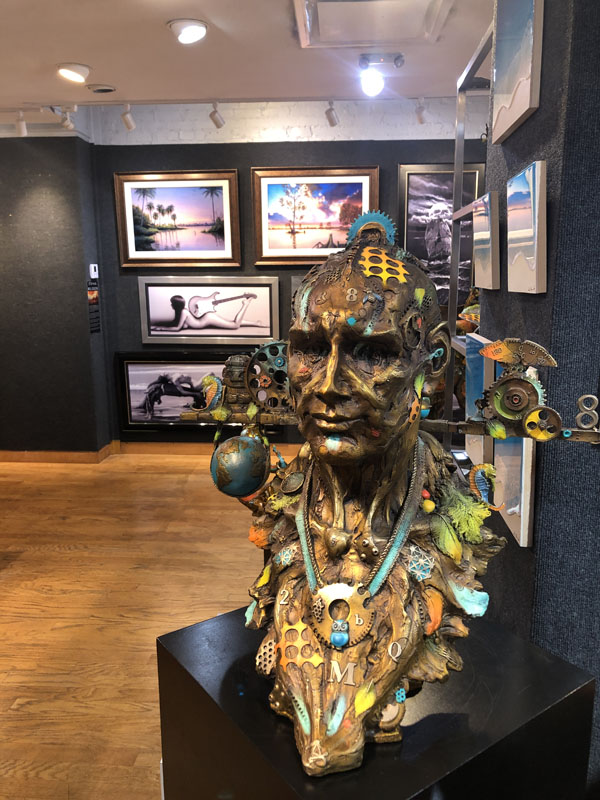 Ocean Blue Galleries Winter Park Art Gallery - Featuring Nano Lopez and Stephen Muldoon