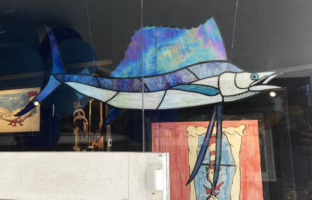 Sailfish - David Oppenheimer Ocean Blue Galleries